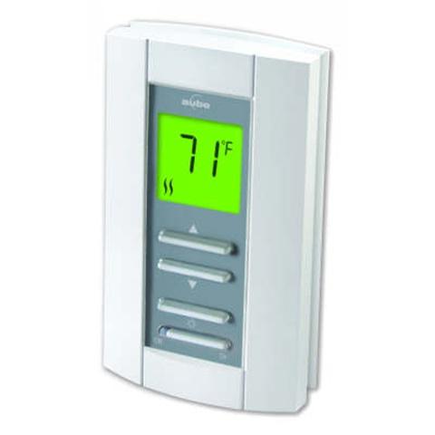 Line Voltage Thermostat Single Pole Wiring Single Pole